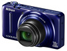 Nikon Coolpix S9200 Digital Camera - 16 Megapixel