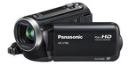 Panasonic HC-V100 High Definition Memory Card Digital Video Camera