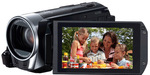 Canon Legria HF R36 High Definition Flash Memory/SD Card Digital Video Camera - Black Colour