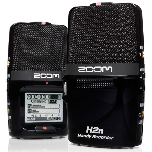 Zoom H2n Handy Recorder + APH-2n Accessory Pack
