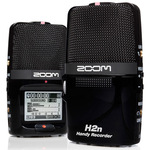 Zoom H2n Handy Recorder + Accessory Pack