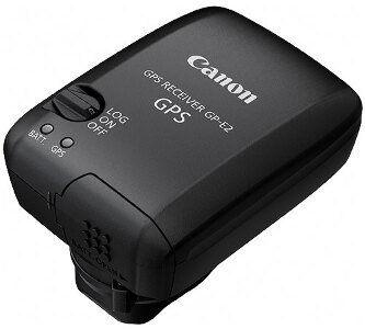 Canon GP-E2 External GPS Unit for EOS