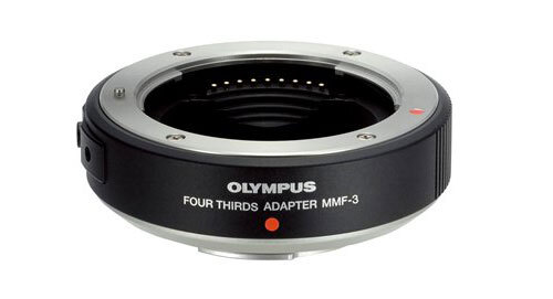 Olympus MMF-3 Weatherproof Four Thirds to Micro Four Thirds Lens Adapter