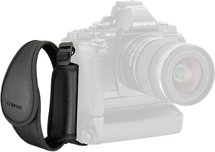 Olympus GS-4 Grip Strap for use with HLD-6 on E-M5