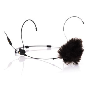 Rode MINIFUR-HS1 Windshield for HS1 Headset Microphone
