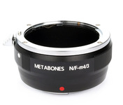 Metabones Nikon F Lens to Micro FourThirds Adapter