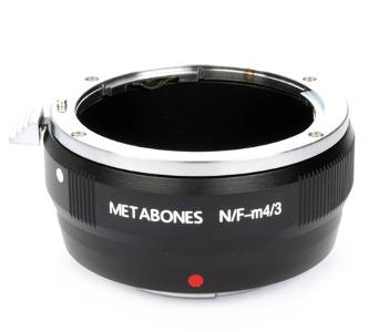 Metabones Nikon F Lens to Micro Four Thirds Mount Adapter