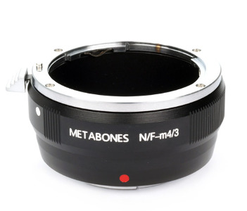 Metabones Nikon F Lens to Micro Four Thirds Mount Adapter