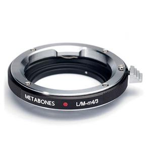 Metabones Leica M Lens to Micro Four Thirds Adapter (Black)