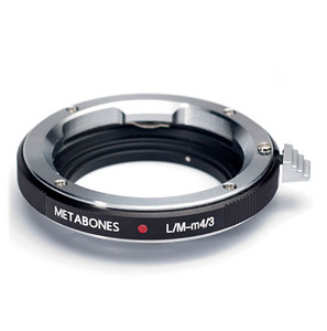 Metabones Leica M Lens to Micro Four Thirds Adapter (Black)