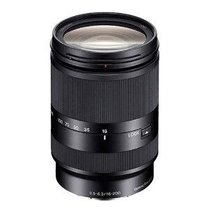 Sony 18-200mm f/3.5-6.3 OSS LE E-mount Lens #SEL18200LE