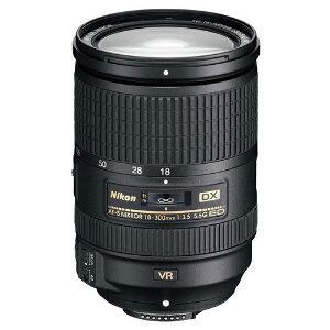 Nikkor AF-S DX 18-300mm f/3.5-5.6G ED VR Lens