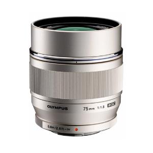 Olympus M.Zuiko 75mm f/1.8 Lens