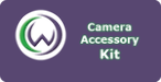 Accessory Kit for Canon Ixus 125 Digital Camera