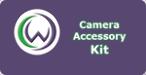 Accessory Kit for Canon Ixus 125 Digital Camera