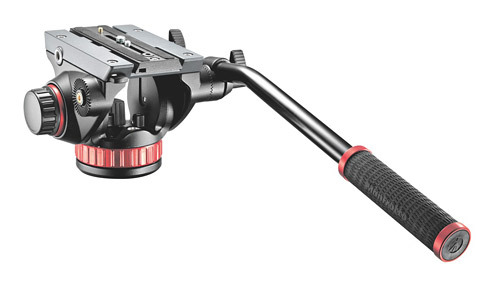 Manfrotto MVH502AH Pro Video Head - Flat Base