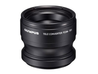 Olympus 1.7x TeleConverter TCON-T01 for TG-1,TG-2,TG-3 and TG-4 (requires CLA-T01 lens adapter)