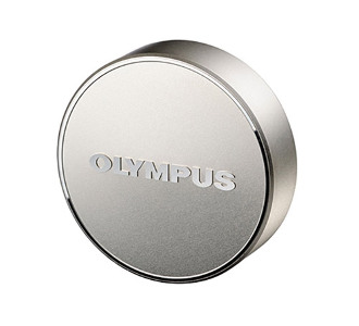 Olympus LC-61 Metallic Lens Cap for M.Zuiko 75mm f/1.8