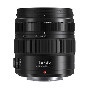 Panasonic Lumix G X Vario 12-35mm f/2.8 Mk II Lens