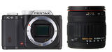 Pentax K-01 Compact System Camera + Sigma 18-200mm f/3.5-6.3 DC Lens