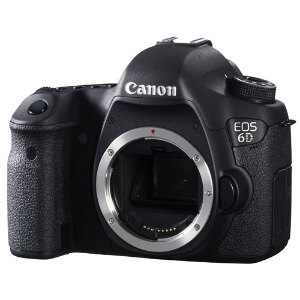 Canon EOS 6D DSLR - Body Only
