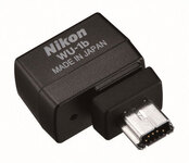 Nikon Wireless Transfer Adapter #WU-1b