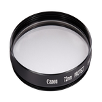 Canon 72mm Protective Filter
