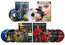 Karl Taylor Pro Series - Pro Masterclass Photography DVD Box Set