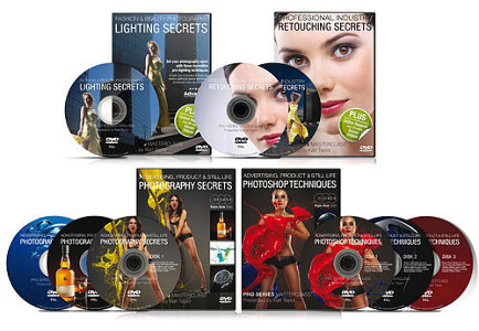 Karl Taylor Pro Series – Pro Masterclass Photography DVD Box Set