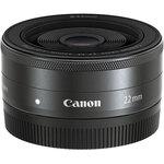 Canon 22mm f2 EF-M Lens