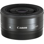 Canon 22mm f2 EF-M Lens