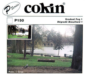 Cokin P Series P150 Fog Graduated Lens Filter