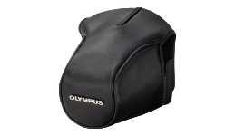 Olympus Leather Camera Cover (OM-D) #CS-36FBC