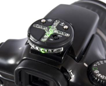 Micnova 2 Axis Digital LED Hot Shoe Level