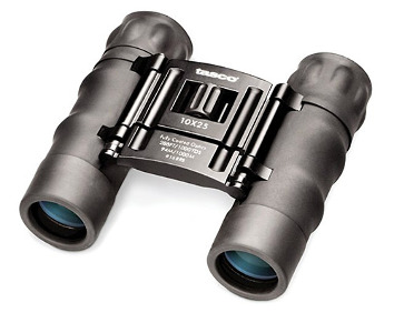 Tasco Essentials 10x25mm Compact Binoculars 168RB
