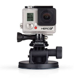 GoPro Compact Suction Cup Mount