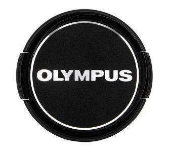 Olympus Lens Cap LC-37B for 17mm, 14-42mm R and 45mm MFT Lenses