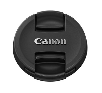 Canon Lens Cap for 77mm Filter Diameter #E-77 II