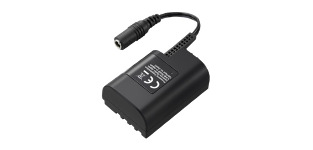Panasonic DCC12 DC Coupler *needs AC Adapter