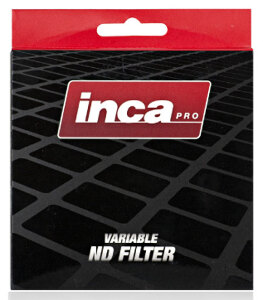 Inca 77mm Pro Variable ND (Neutral Density) Filter