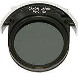 Canon Drop-In Circular Polarising Filter - 52mm