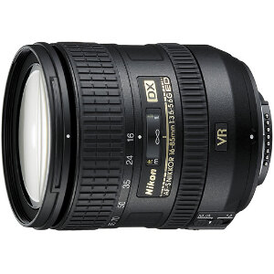 Nikkor Lens AF-S 16-85mm F/3.5-5.6G ED VR No-Packaging