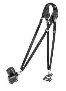 BlackRapid Yeti Slim Strap - Dual Camera