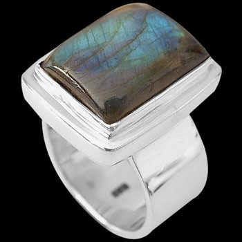 Labradorite and Sterling SilverRings RM02