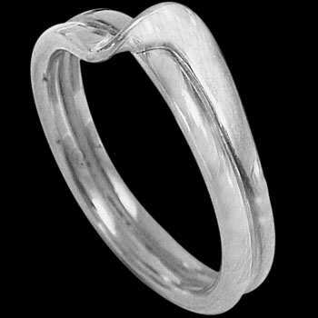 Women's Jewelry: .925 Sterling Silver Rings R456
