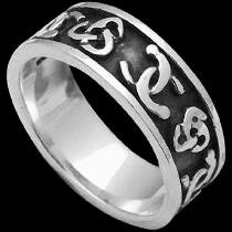 Silver Jewelry - .925 Sterling Silver Rings Celtic Ia