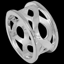 .925 Sterling Silver Rings AZ-624