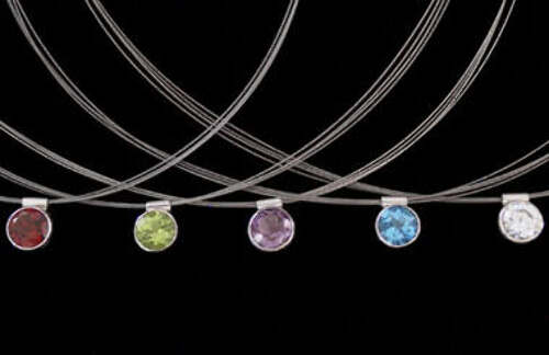 Sterling Silver Necklaces N7