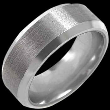 Wedding Bands - Tungsten Rings RT007