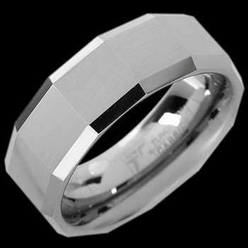 Wedding Bands - Tungsten Rings RT017